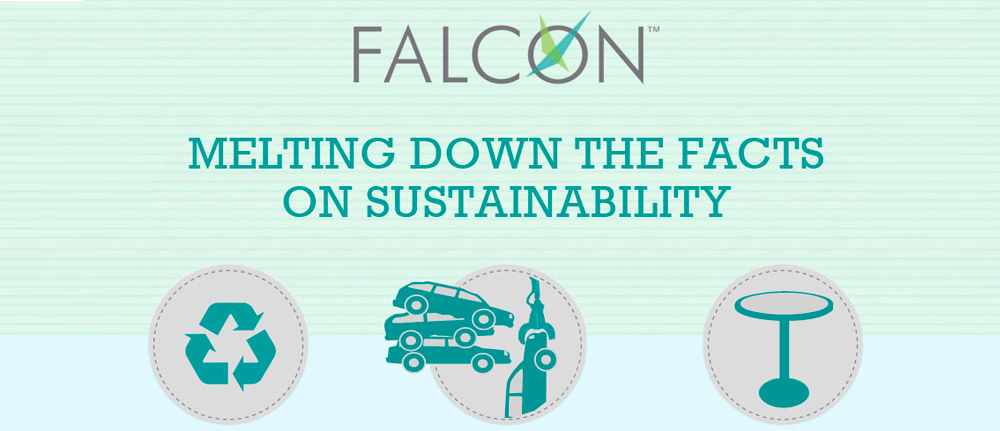 Falcon Melts Down the Facts on Sustainability
