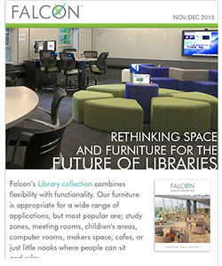 Library Furniture (NOV/DEC 2015)