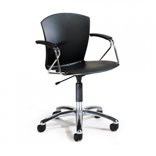 1725 Swivel Arm Chair