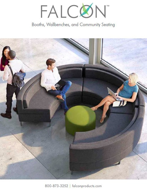 Booths Wallbenches and Community Seating