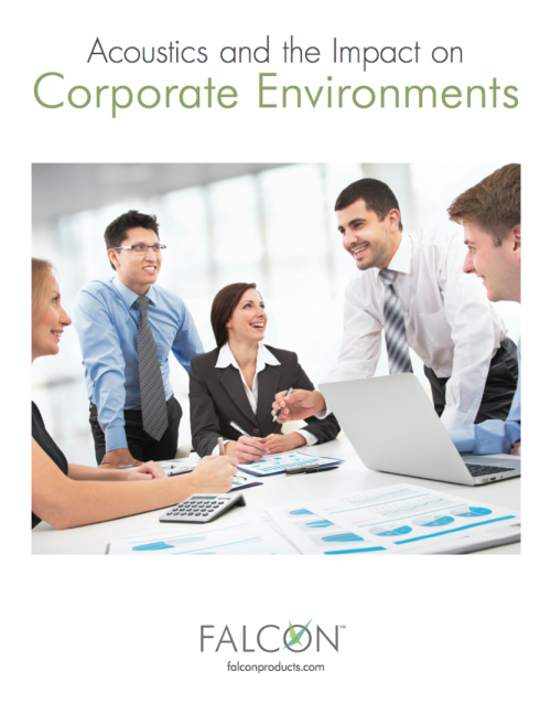 Acoustics and the Impact on Corporate Environments