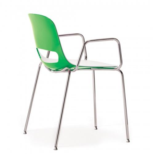 GT702-1 Four Leg Arm Chair Alternative Image