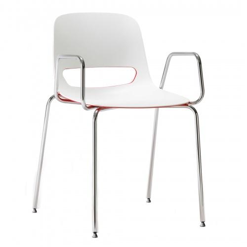 GT702-1 Four Leg Arm Chair