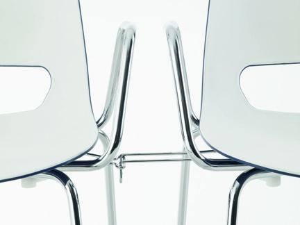GT702 Lucky-4 Leg Chair Alternative Image