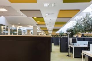 Siemens Offices - Caruso Acoustics