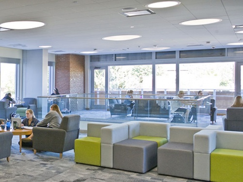 Library -Collaborative Space