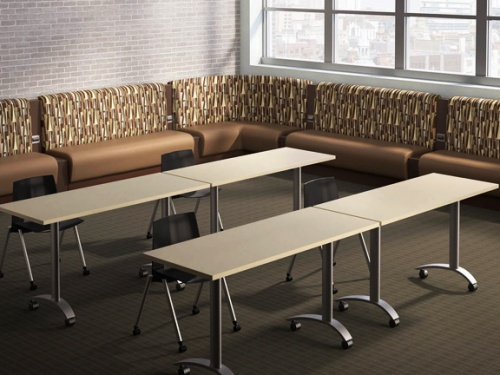 Training - Wall Bench Seating