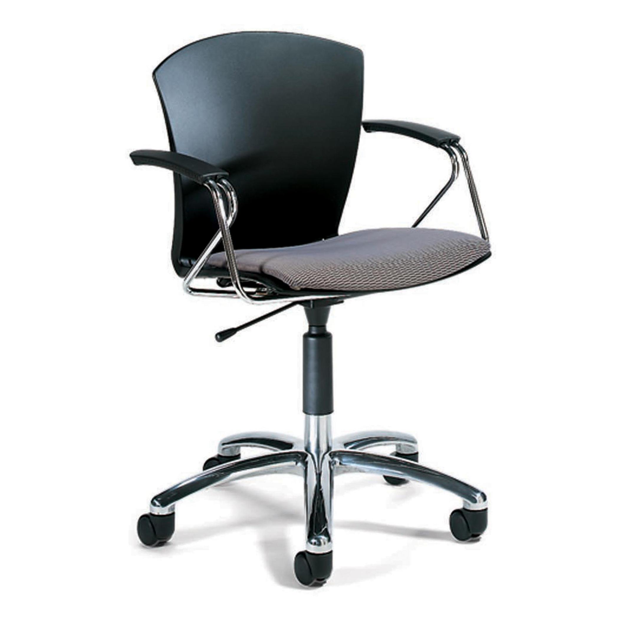 1725US Swivel Arm Chair