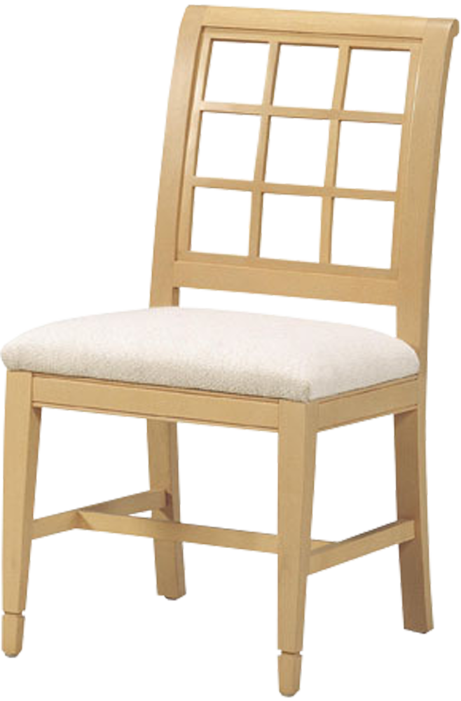 4912 Wood Side Chair