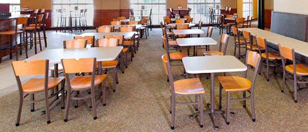 Designing College Cafes
