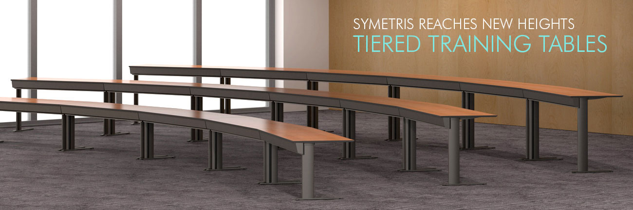 Symetris Tiered Training Tables