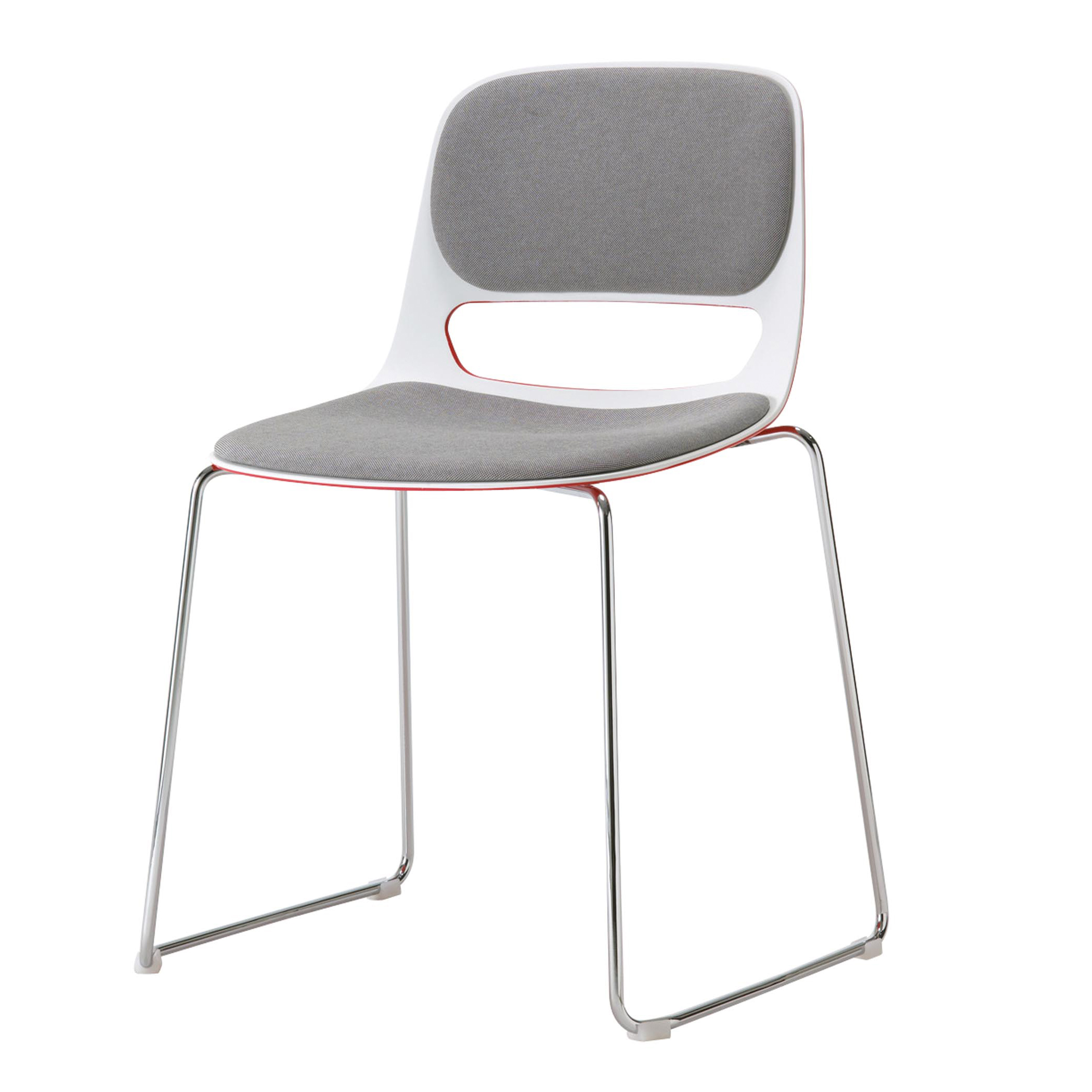 Sled Base Chair Glides Contemporary Dining Chair Sled