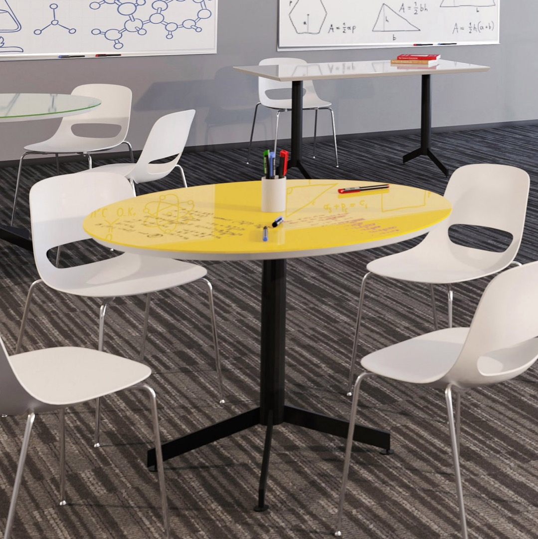 J83 Counter Height Conference Table