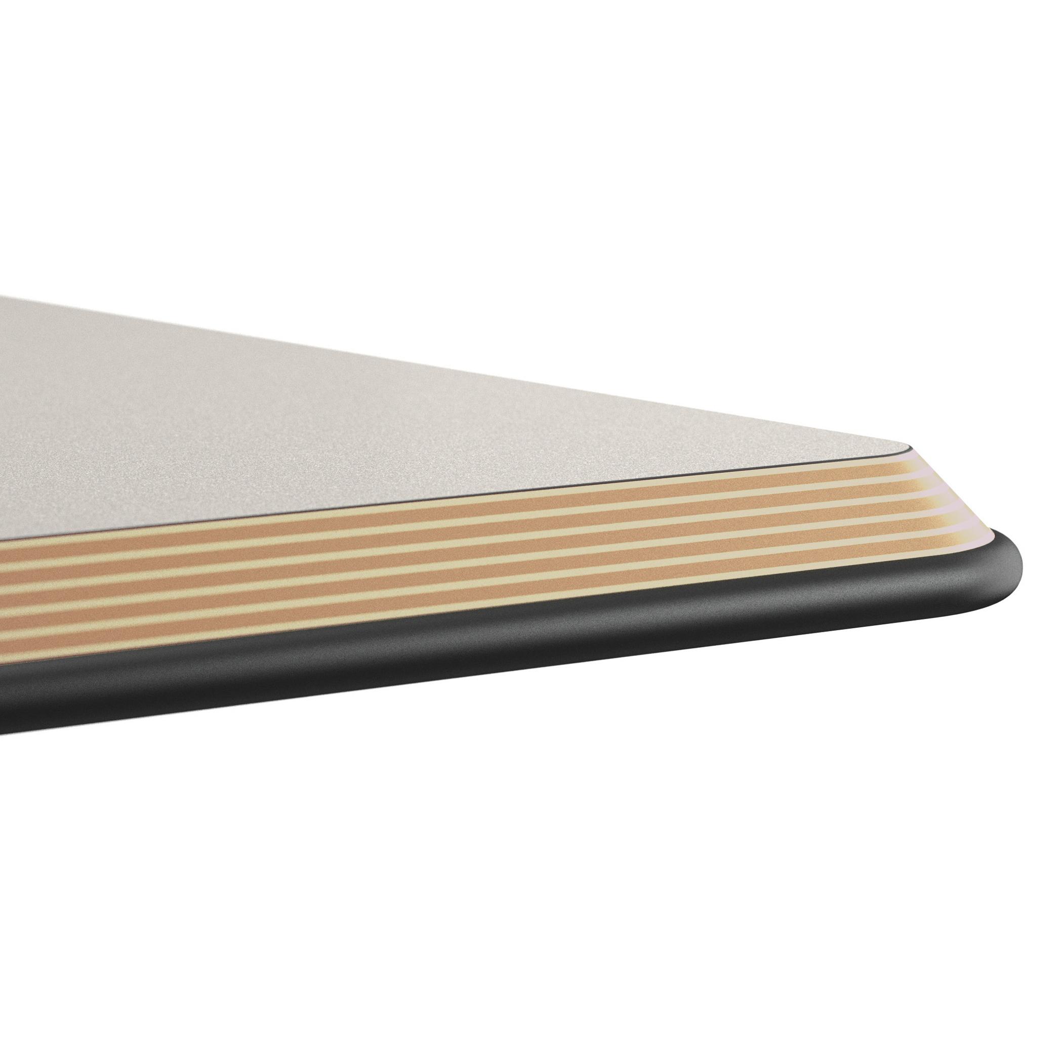 Plywood Vinyl Edge Top