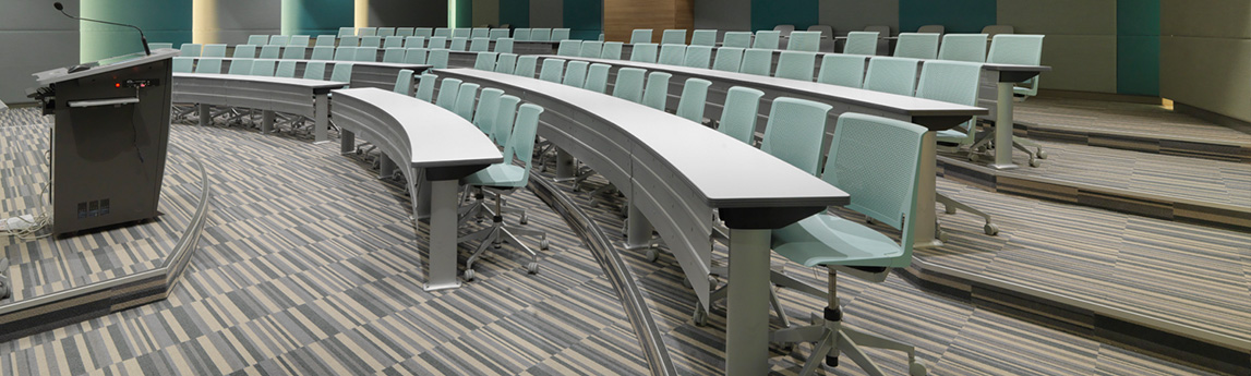 Lecture Hall Furniture