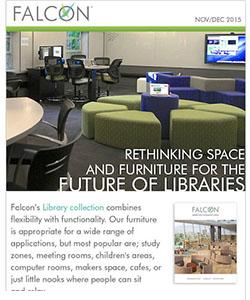 Library Furniture (NOV/DEC 2015)