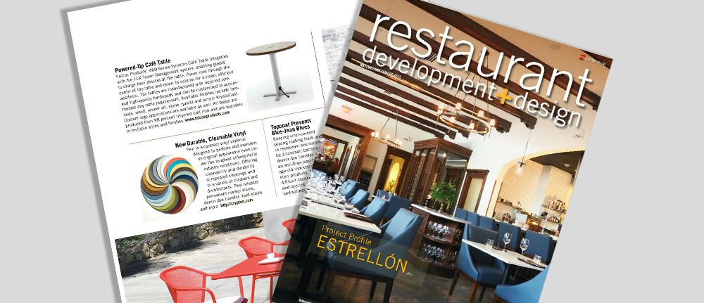 FLX Featured in Restaurant Development Design