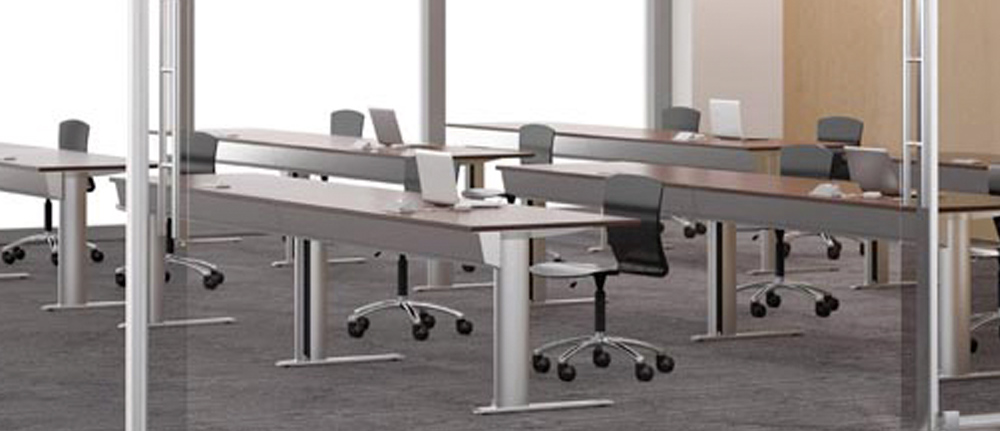 6 key considerations for an effective training room space rh falconproducts com training room tables used training room tables used