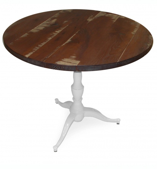 16760 Distressed Plank Wood Top Alternative Image
