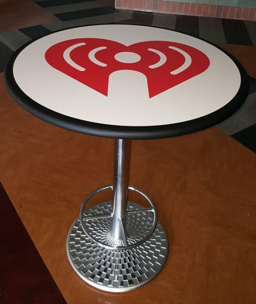 iHeartRadio Lounge, Veteran's Memorial Arena