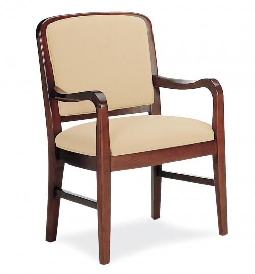 4911-1-18 Wood Arm Chair