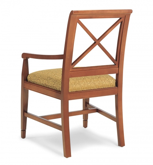 4930-1 Wood Arm Chair