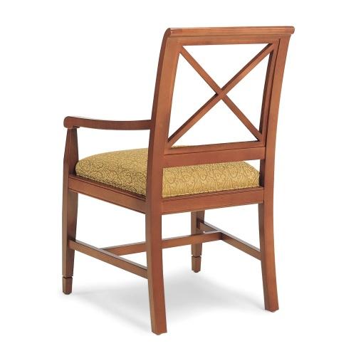 4930-1 Wood Arm Chair
