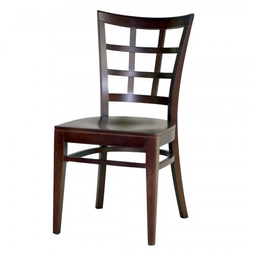 7045-Wood Side Chair