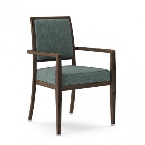 9209-1 Tufgrain Dining Arm Chair