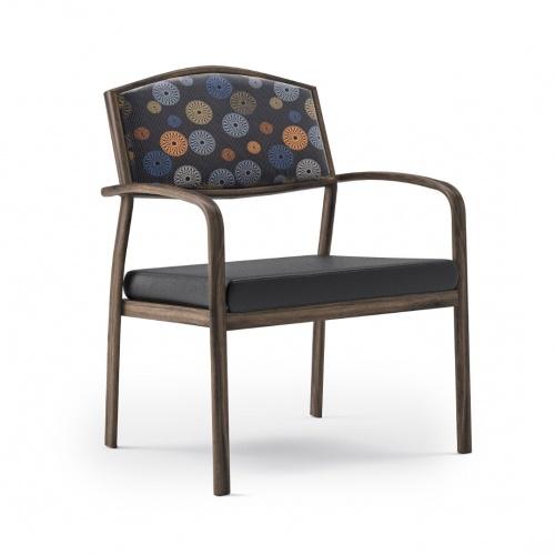 9405-1BA Aluminum Bariatric Stackable Arm Chair