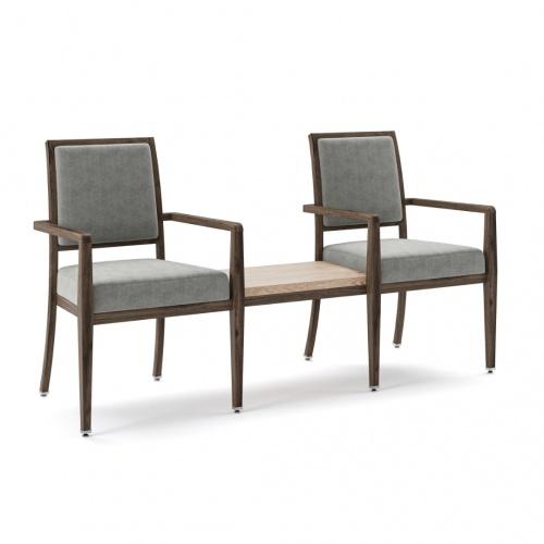 9209-1TA Tandem Seating