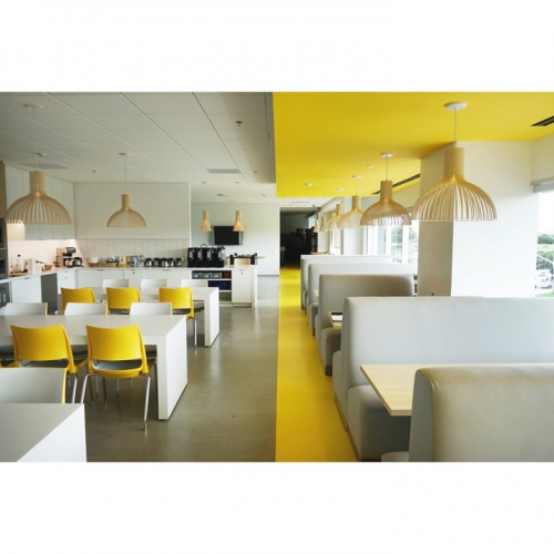 DTI Services - Corporate Dining Room