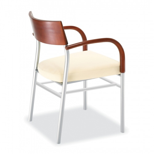 F1601 Metal Arm Chair