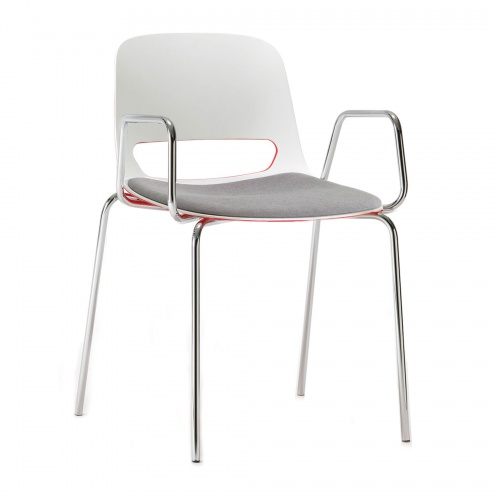 GT703-1 Four Leg Arm Chair
