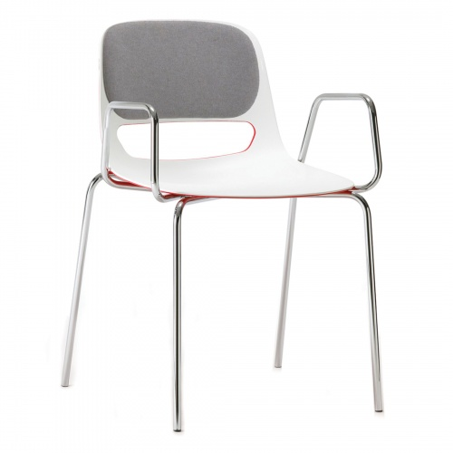 GT704-1 Four Leg Arm Chair