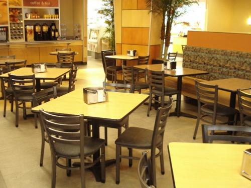 Cafe - Wood
