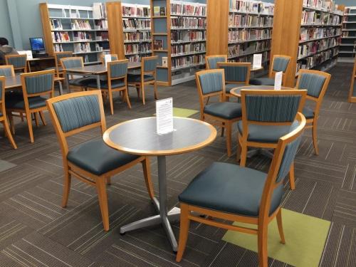 Paramus Library