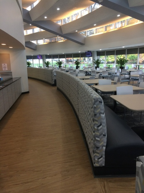 56 Livingston - Office complex cafeteria