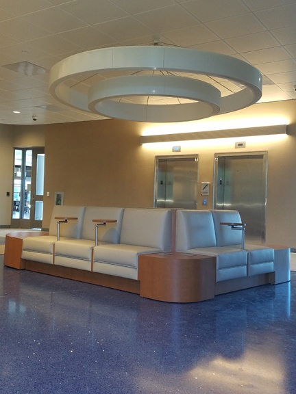 Kean University - Custom Booth