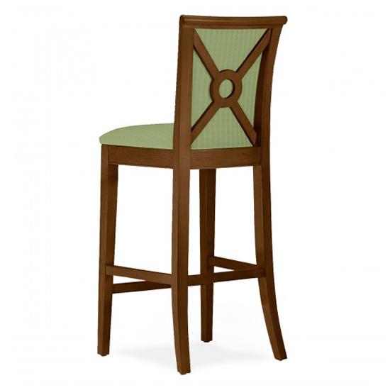 LG1067-2 Wood Barstool
