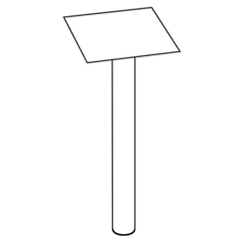 Pin Leg Table Base