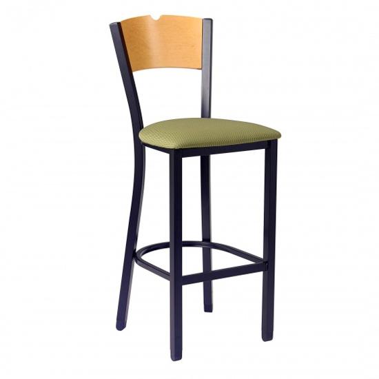 R814-2 Metal Barstool