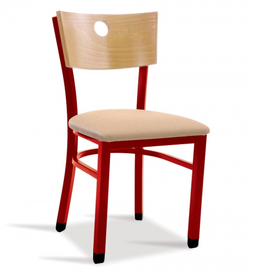 R823 Metal Side Chair